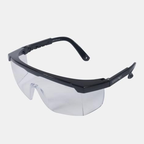 8b9b37353684f Óculos de Segurança Incolor Nitro - Steelpro   Copare Máquinas e ...