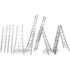Linha Profissional 3 Lances - 4 em 1 - 9,34m