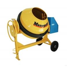 Betoneira Profissional - 400 litros C/ Motor 2HP Mono MENEGOTTI