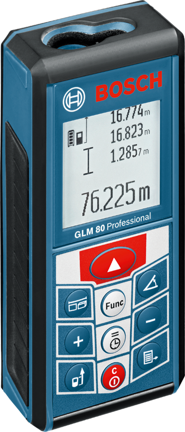Medidor de Distância a Laser GLM 80m
