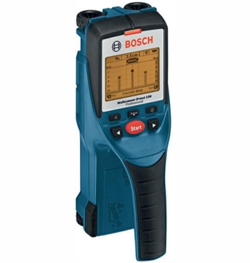 Detector de Materiais D-TECT 150 Professional Bosch