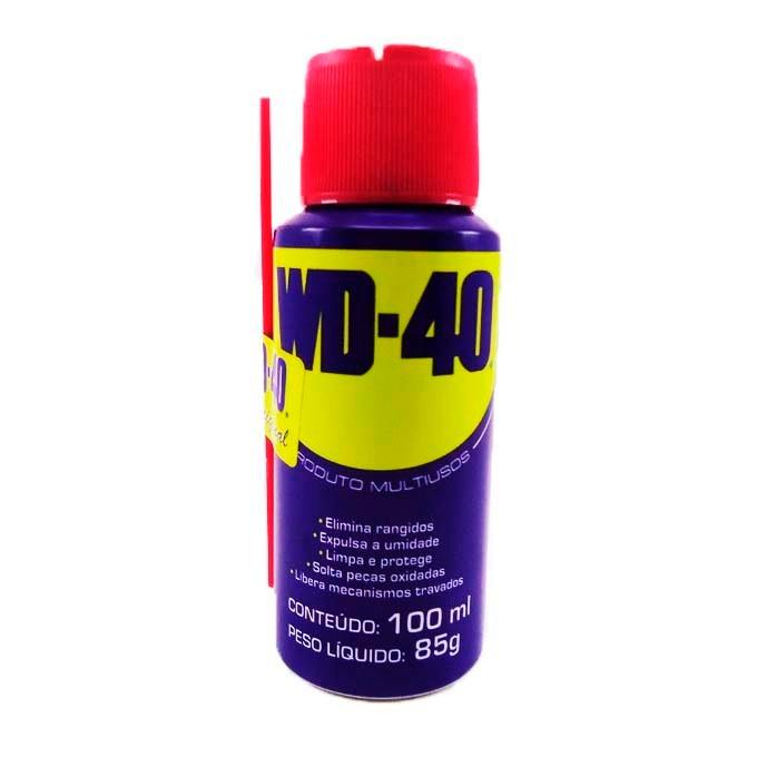 Óleo Lubrificante Multiuso WD-40 100ml