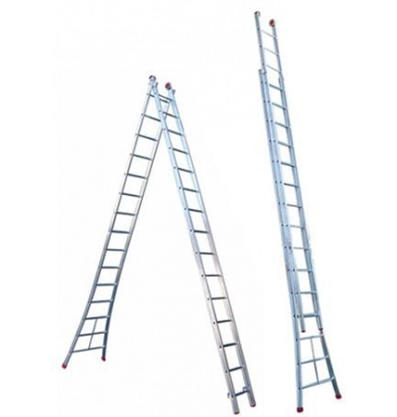 Escada profissional Super 15 - 8,08m