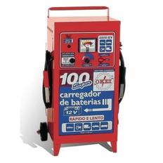 Carregador de Bateria  100A - 12V
