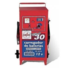 Carregador de bateria 30A 6/12 V