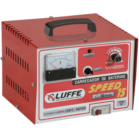 Carregador de bateria SPEED 15 LUFFE