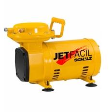 Compressor Ar Direto Baixa Pressão 2,3 pés com 2 acessórios JET FÁCIL Schulz