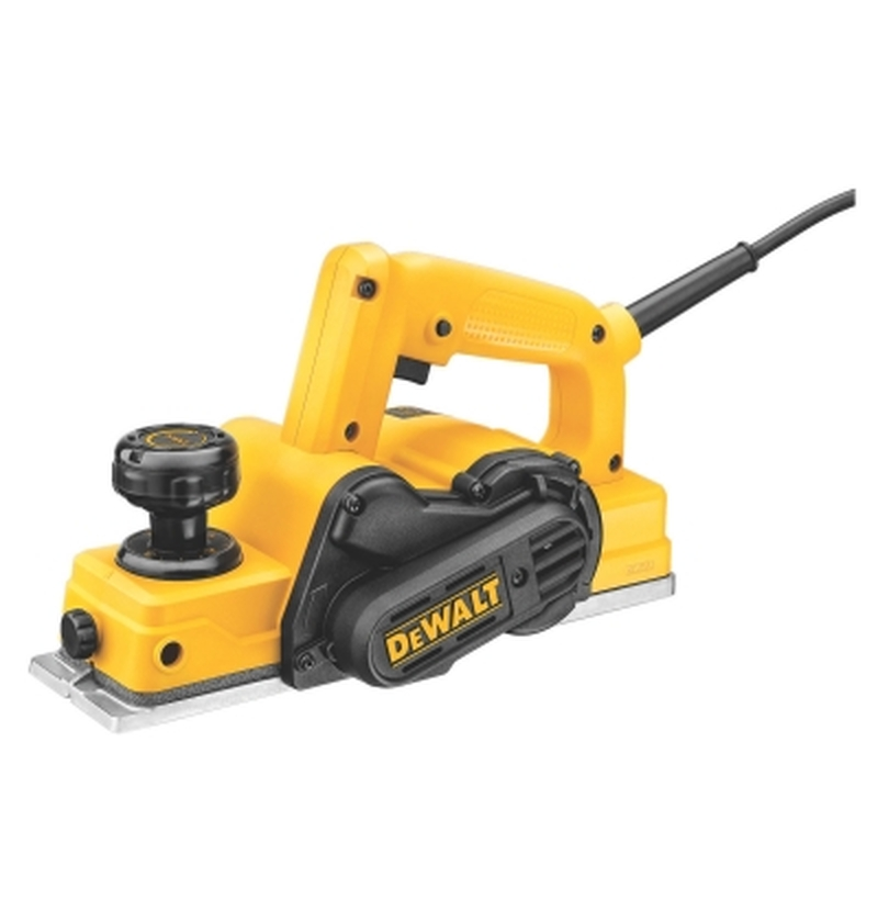 Plaina elétrica 1 mm 500W - D26676 - DEWALT