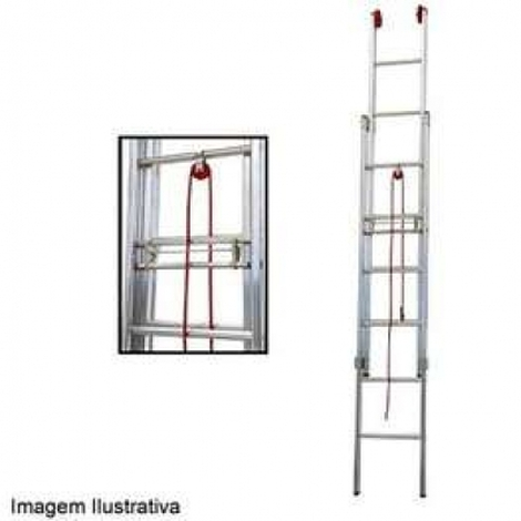 Linha Profissional Estensível em Alumínio - EX 10,50m
