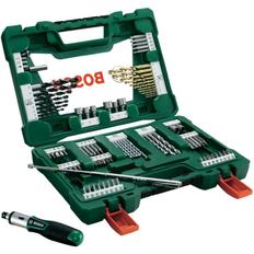 Jogo V Line Titânio 91 peças Bosch