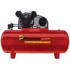 Compressor ATG3 20/200 V 5 HP 200 litros trifásico
