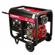 Gerador de Energia Diesel Bivolt PE - 5.2 KVA