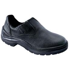 Sapato de Segurança com Elástico e bico plástico VULCAFLEX