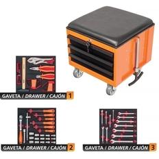 Caixa Cargobox Confort 60 peças TRAMONTINA-PRO