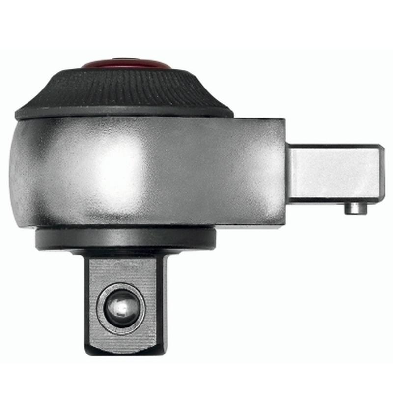 Cabeça Intercambiável Chave Catraca - Encaixe 9x12 Tam 1/2