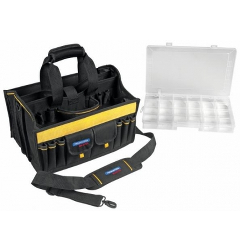 Bolsa para ferramentas 18 bolsos TRAMONTINA
