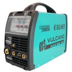 Inversora Multiprocesso MIG/TIG/ER Vulcano Flex MIG 200 BALMER