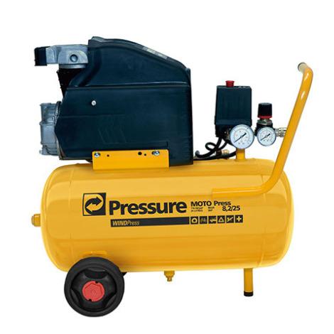 Motocompressor Ar 8,2/24 Litros PRESSURE