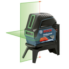 Nível a Laser Linear GCL 2-15G C/Maleta BOSCH