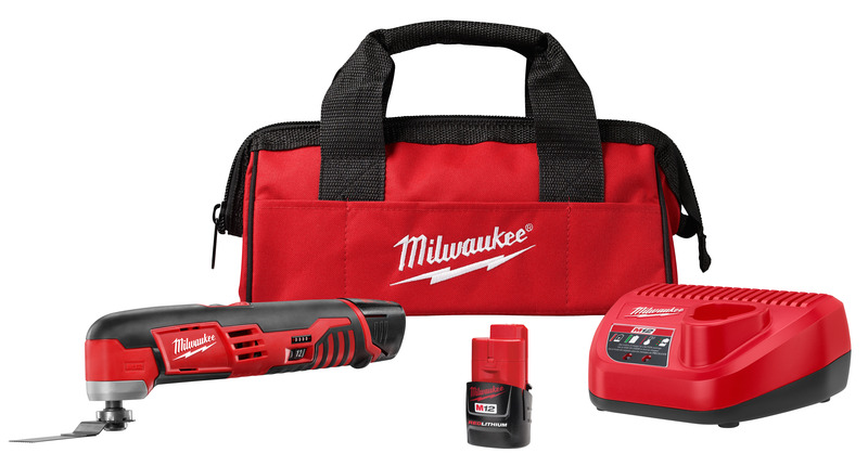 Multicortadora 12V 2426-259 MILWAUKEE