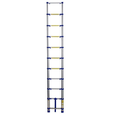 Escada Telescópica 10 degraus até 3,12 metros MOR