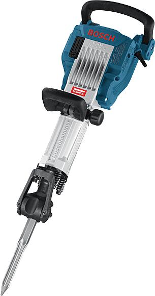 Martelo Demolidor Vibration Control 1750W GSH 16-28 BOSCH