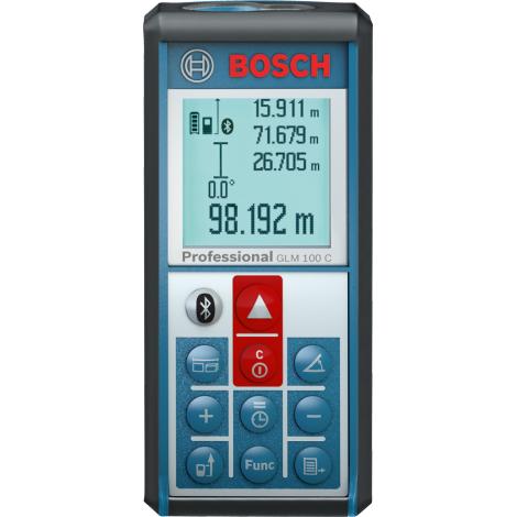 Medidor de Distância a Laser GLM 100C BOSCH