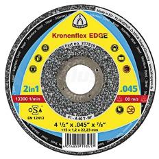 Disco corte 4.1/2 x 1,2 x 22,23mm EDGE SPECIAL KLINGSPOR