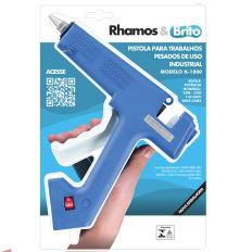 Pistola Para Cola Quente Profissional K1000 Rhamos & Brito