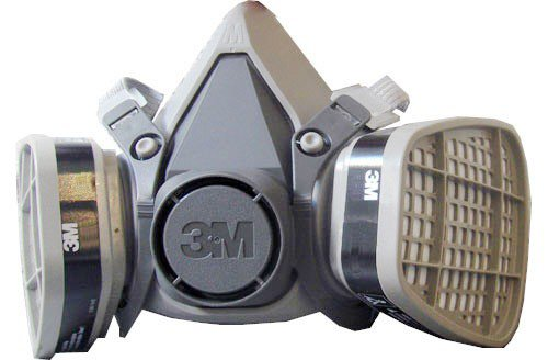 Respirador Autos Serie 6000 Completo - 3M