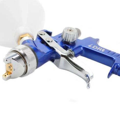 Pistola de Pintura de Gravidade 1. 4 Hvlp Pro-550 LDR