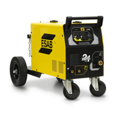 Maquina de solda COMPACT MIG 215I MONO 220V  ESAB