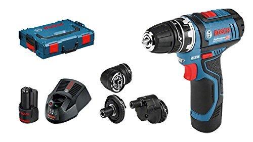 Furadeira e Parafusadeira à Bateria 4 em 1 GSR 12V-15 FC Bosch