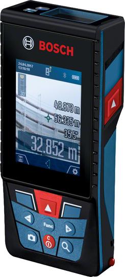 Medidor de Distância a Laser GLM 120C BOSCH