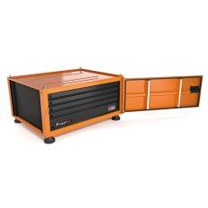Caixa Para Ferramentas Pickup Box c/ 153 Pecas Tramontina 44957/153