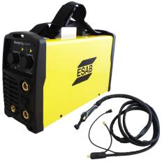 Máquina de Solda Inversora BuddyTig 200 HF 200A com Tocha ESAB