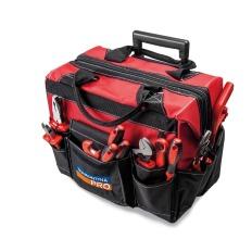 Bolsa com ferramentas IEC 220 V 98 peças TRAMONTINA PRO
