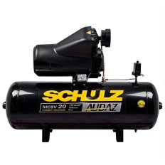 Compressor de Ar Audaz 5HP Trifásico MCSV20/150 Schulz