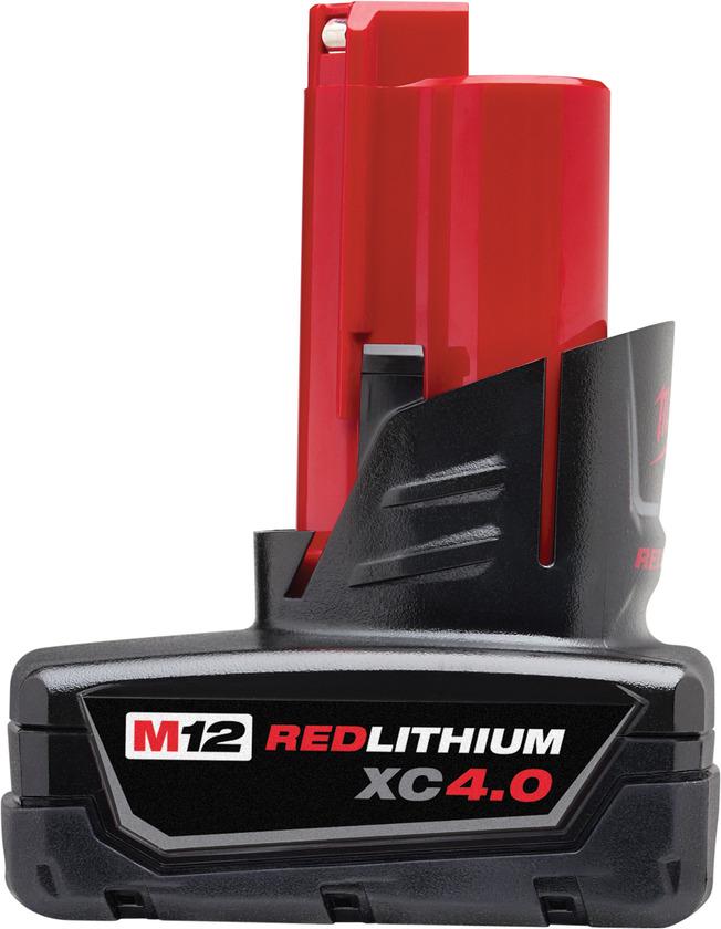 Bateria M12 4,0AH Litio 4811-2759 Milwaukee