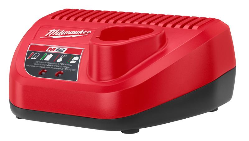 Carregador de Bateria M12 48-2459 Milwaukee 220V