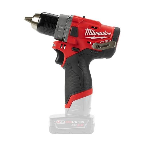 Parafusadeira/furadeira De Impacto M12 Fuel 2504-20 Milwauke sem bateria e carregador