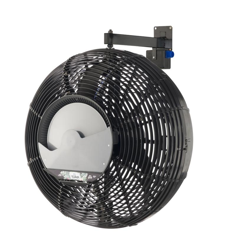 Climatizador 70cm Floripa Preto - GOAR
