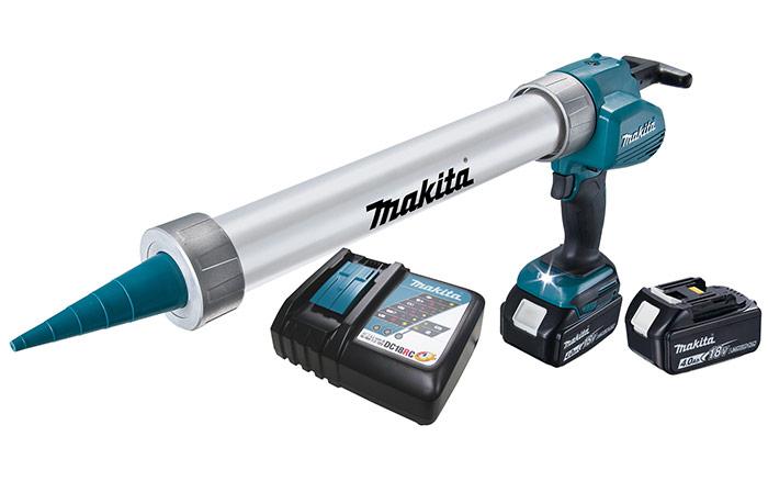 Pistola de Calafetagem A Bateria 18V Makita DCG180RMEB