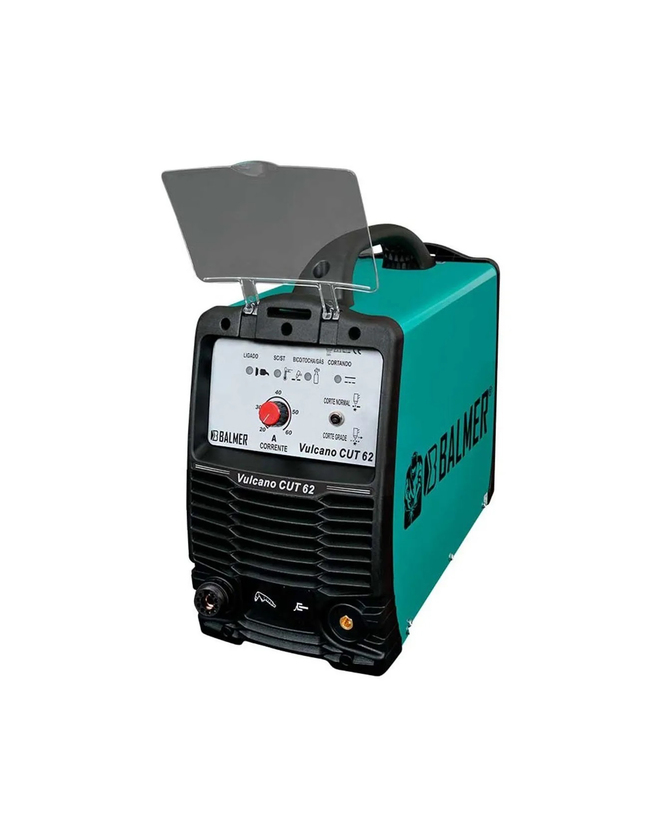Máquina Corte Plasma Balmer Vulcano Cut 62 Trifasico 380v