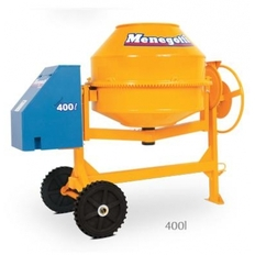 Betoneira Profissional- 400 litros - sem motor MENEGOTTI