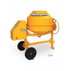 Betoneira Top 1000 - 400 litros  C/ motor 2HP mono